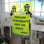 greenpeace nuclear renewable energy protest