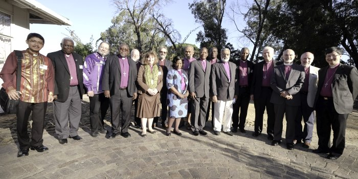 Anglican bishops Easter climate justice action Hermanus2
