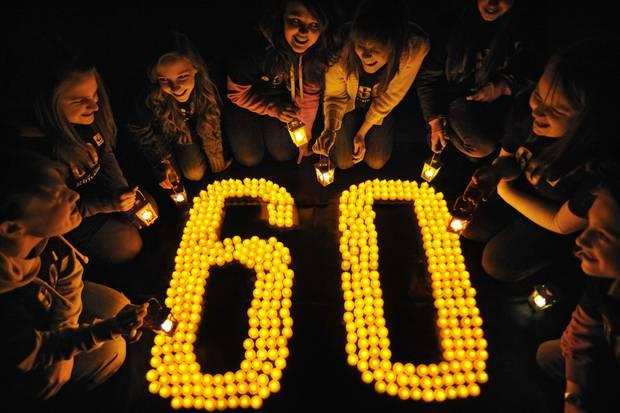 Earth-Hour-at-Edinburgh-Cas