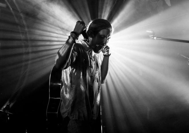 JL performing at Cool as Folk 2014  Timeless Memory Photography