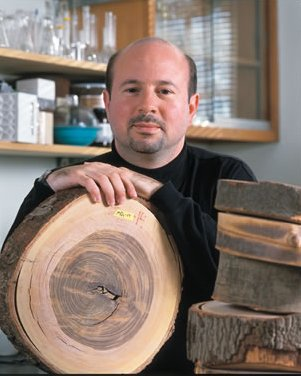 Michael Mann tree ring global warming study