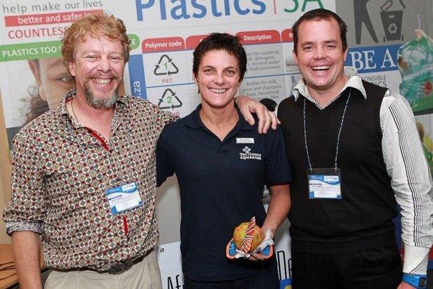 plastic ocean litter marine debris summit africang