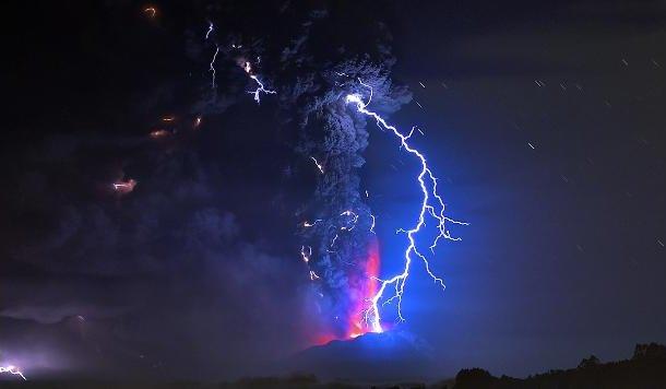 Chile lava Calbuco volcano2