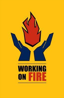 Crash working on fire Darrel Rea