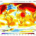Heat Signature Consistent With Human-Forced Climate Change 2015