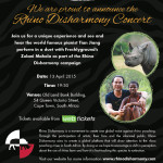 rhino poaching disharmony concert