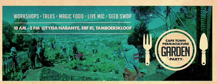 Cape Town Permaculture Garden Party