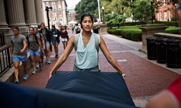 emma sulkowicz rape mattress