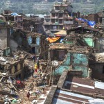 nepal earthquake after effects devastation