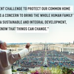 Will you join Pope Francis in the call for climate action?
