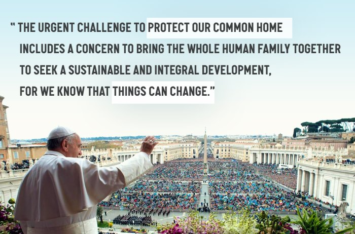 Papal Encyclical on Climate Change2
