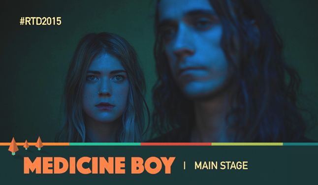 Rocking The Daisies 2015 Medicine Boy