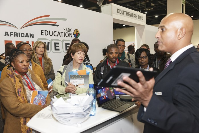 SABC Education African EduWeek conference and exhibition