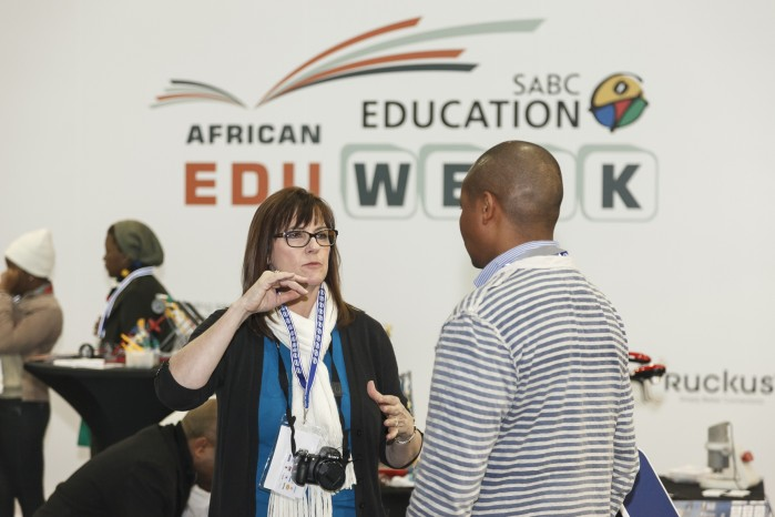 SABC Education African EduWeek conference and exhibition2