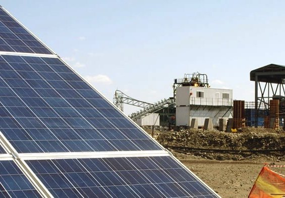 solar-power-mine-african-renewable-energy