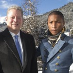 Al Gore Pharrell Williams music optimism Live Earth 2015 2