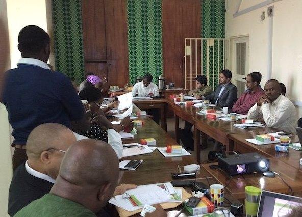 Participants Abuja Climate Reporters Nigeria Coal