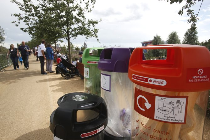 2012 Summer Games environmental issues recycling renewable energy