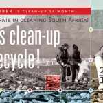 Let's clean up and recycle!