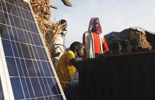 africa green renewable energy