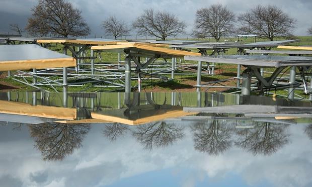 sun mirrors renewable energy solar stellenbosch