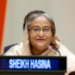 Bangladeshi Prime Minister wins UN climate prize
