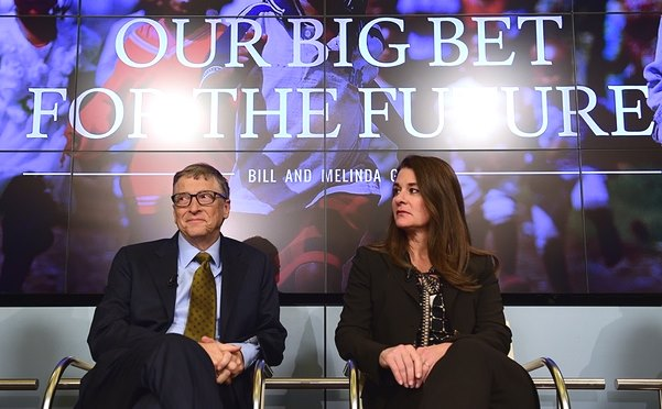 Bill and Melinda Gates Belgium