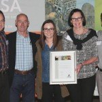 Environmental heroes recognised at sustainability-themed event