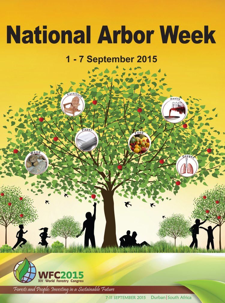 National Arbor Week 2015