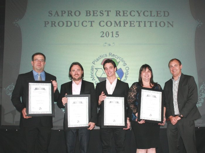 Recycled Products of the Year 2015 Plastics SA (3)