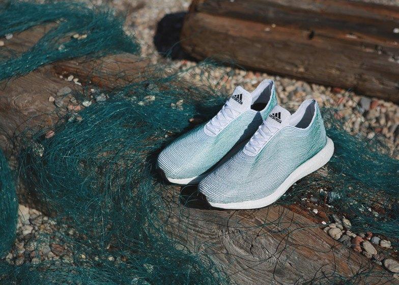 Adidas Parley ocean waste sneaker2