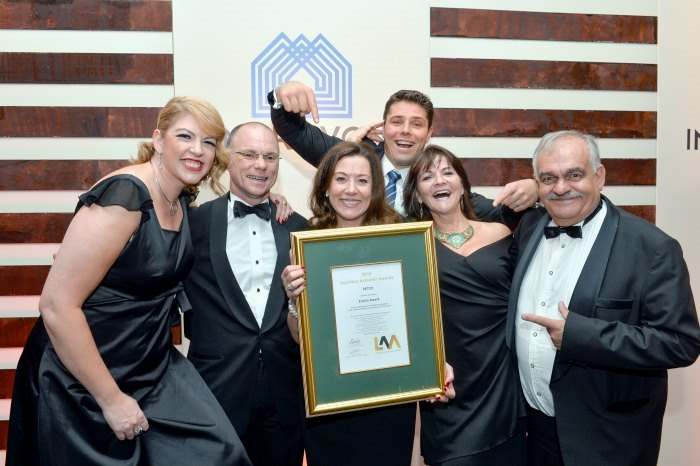 PETCO recycling Cheri Scholtz Enviro Award