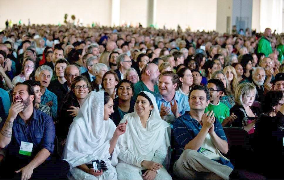 Parliament World Religion plenary 2015 Salt Lake