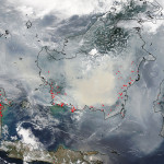 Climate change spurs raging wildfires from Indonesia to Brazil
