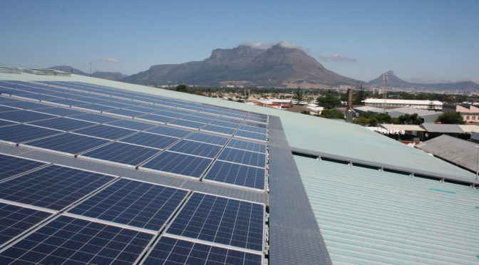 sa renewable energy conference cape town solar
