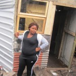 Imizamo Yethu residents rebuild after fire