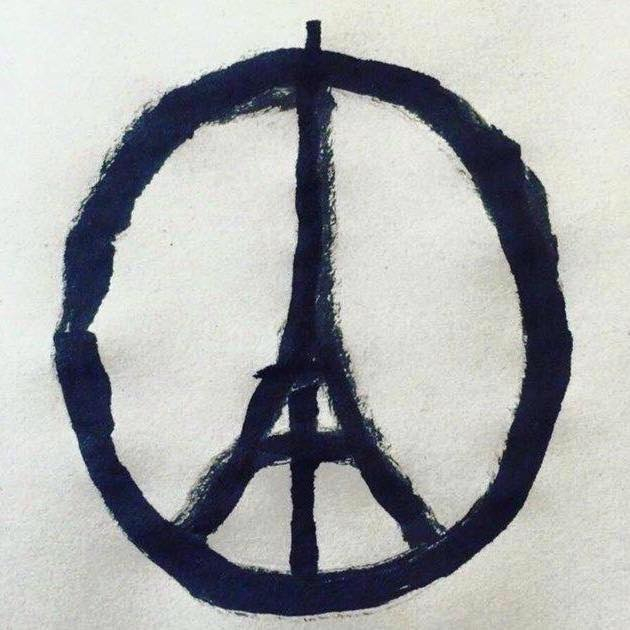 Peace for Paris Jean Julian Green Times bombings
