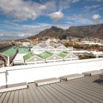 Rooftop solar system under way at V&A Waterfront