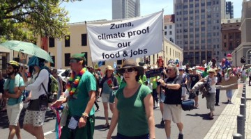 2000 Climate Marches bring solidarity across the planet