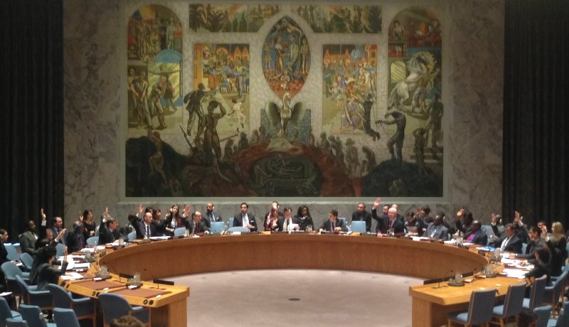 UNSC adopts first ever resolution on youth, peace & security
