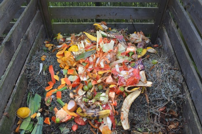 composting organic waste greenhouse gas emissions