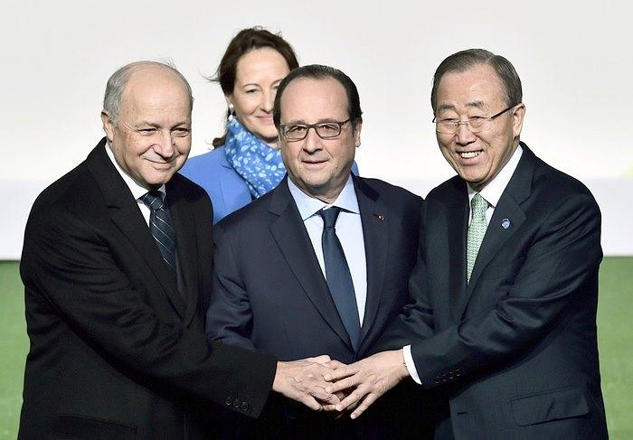cop21 migration frontlines climate change ban ki-moon hollande fabius