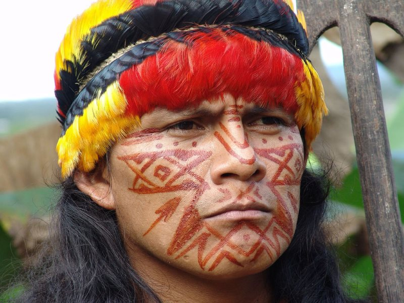 indian indigenous peoples oil cop21 climate change