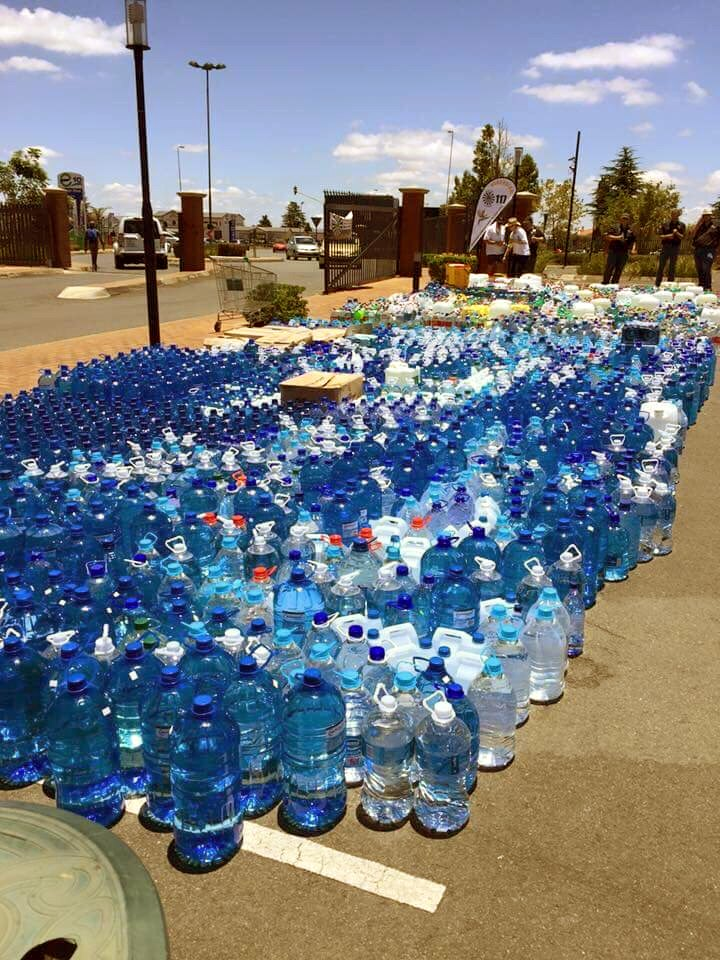 Operation Hydrate Initiative SA -1