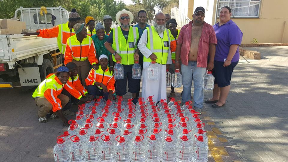 Operation Hydrate Initiative SA -5