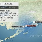Massive earthquake cuts power to thousands in Alaska