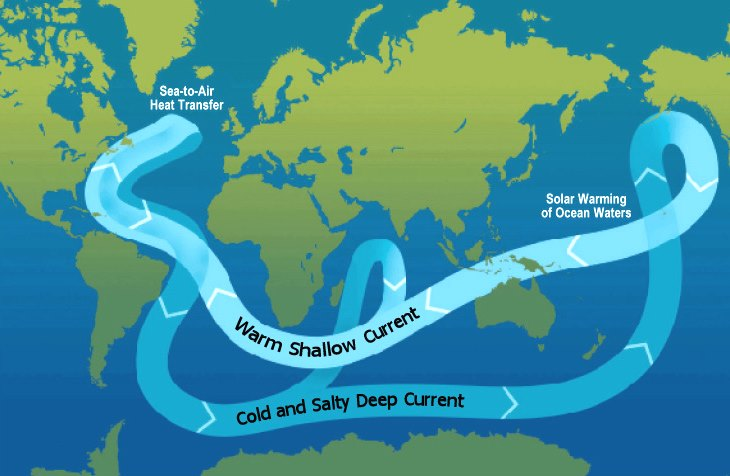 Global warming slowing ocean circulation with dire consequences oceancirculationconveyorbeltglobalwarmingclimatechange ocean circulation gumiabroncs Images