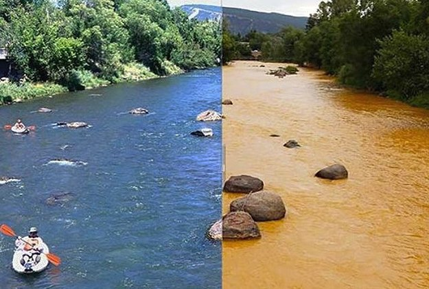 Animas-River-split-screen-groundwater-pollution