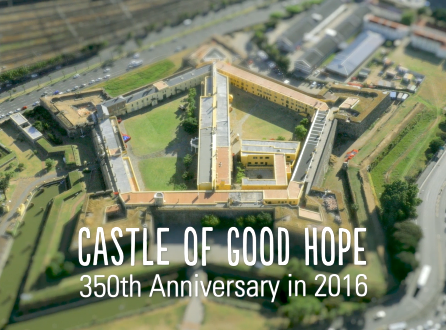 Cape Town Flower Show Caste Good Hope Anniversary