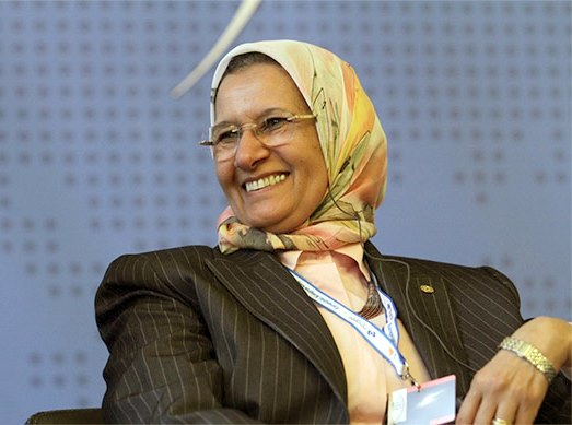 Dr Elham Mahmoud Ahmed IBRAHIM African Union Commission